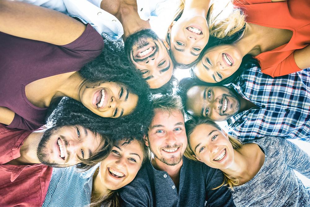 building a healthy social life