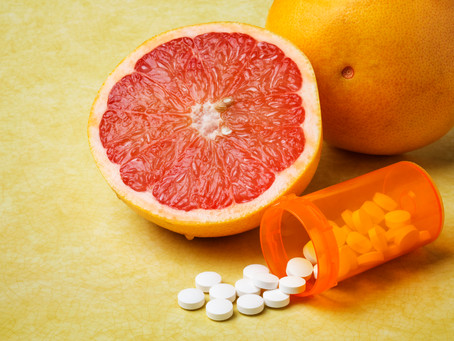 Foods That Inhibit Your Medications