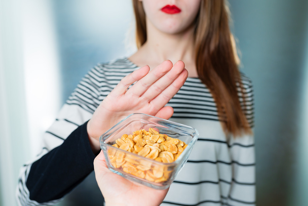 difference between food allergy, food intolerance and food sensitivity
