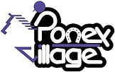 logo poney village centre equestre