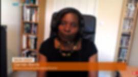 Carmen Morris - TRT World News Interview.