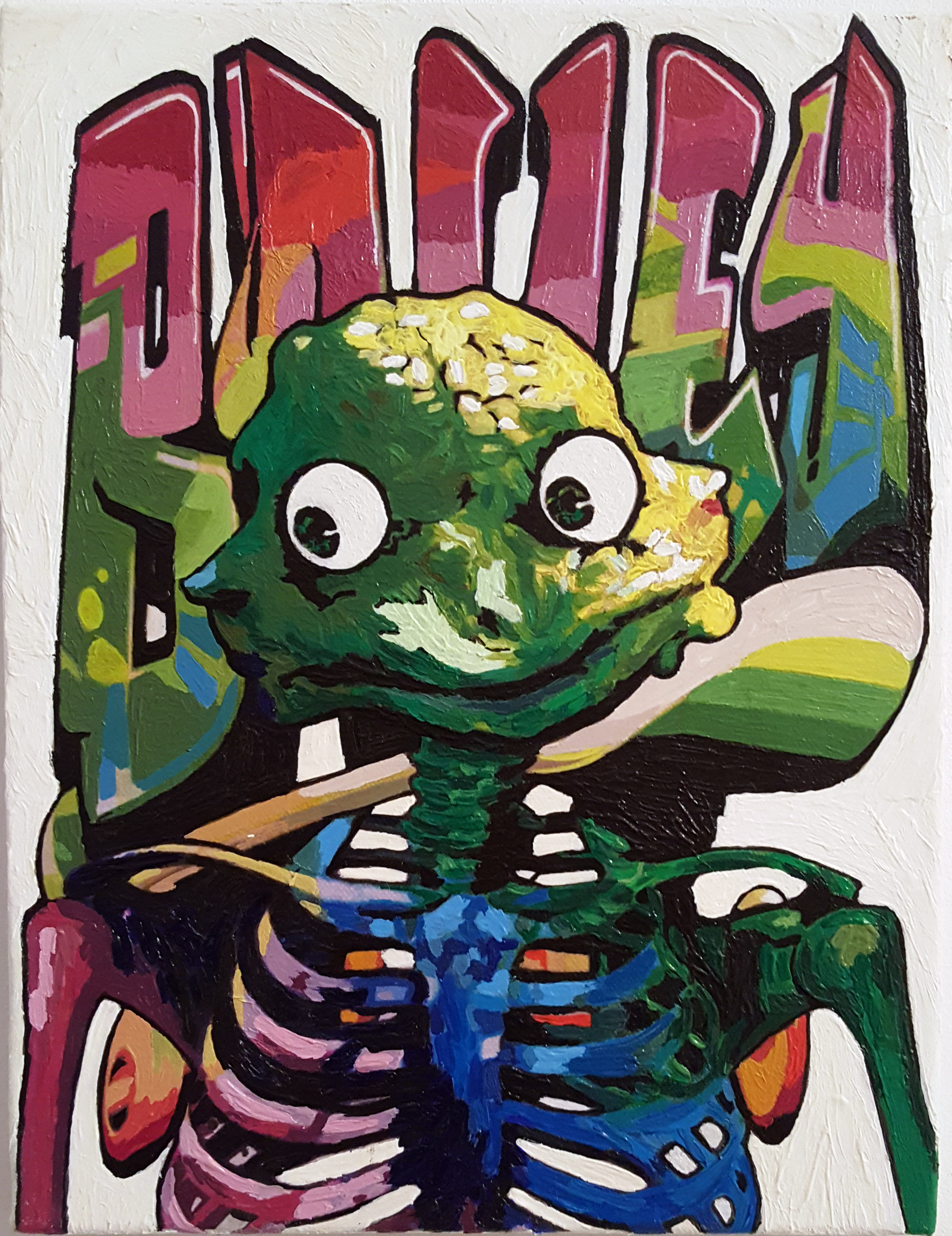 """""""Street-skull"""""""