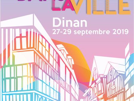 """""""L'Art est dans la Ville"""" - DINAN"""
