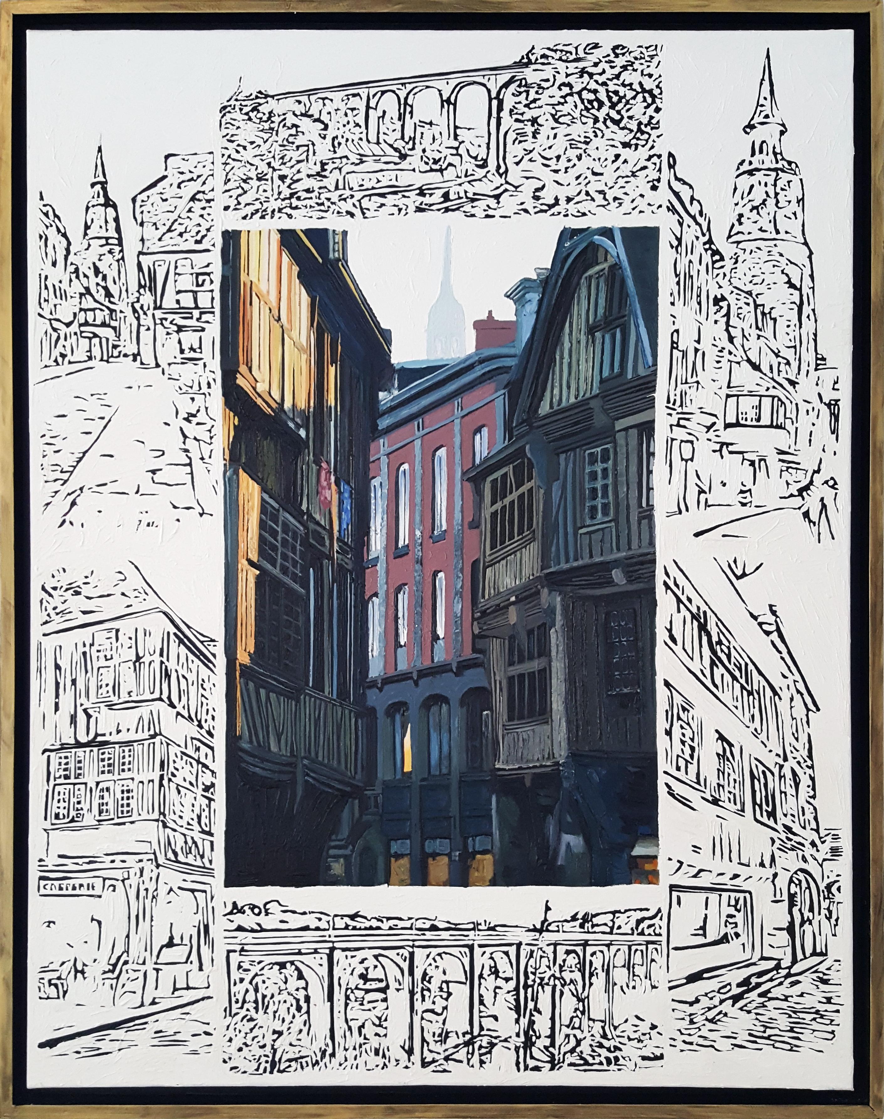 """""""Place des merciers"""""""