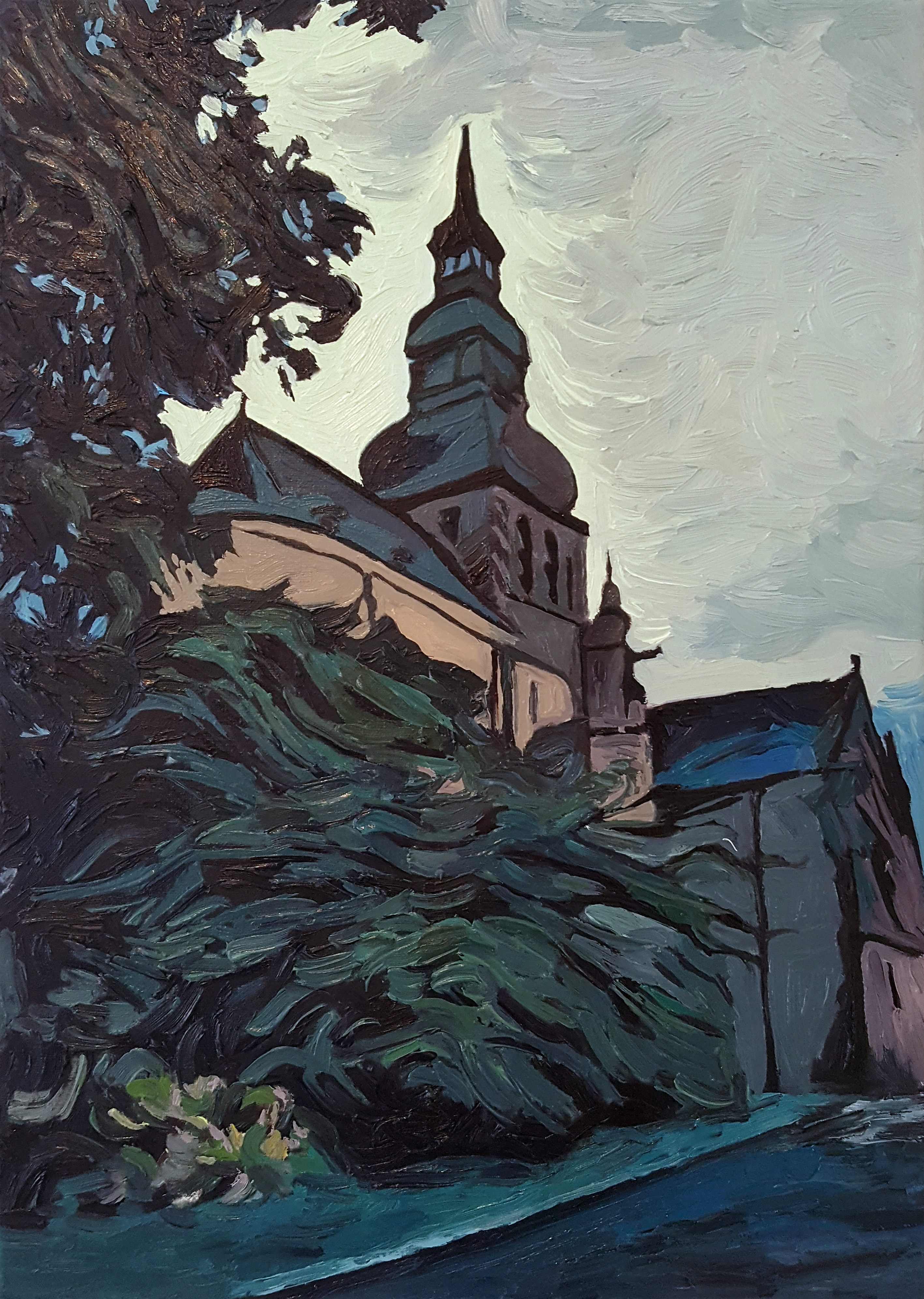 """""""Eglise Saint-Sauveur"""""""