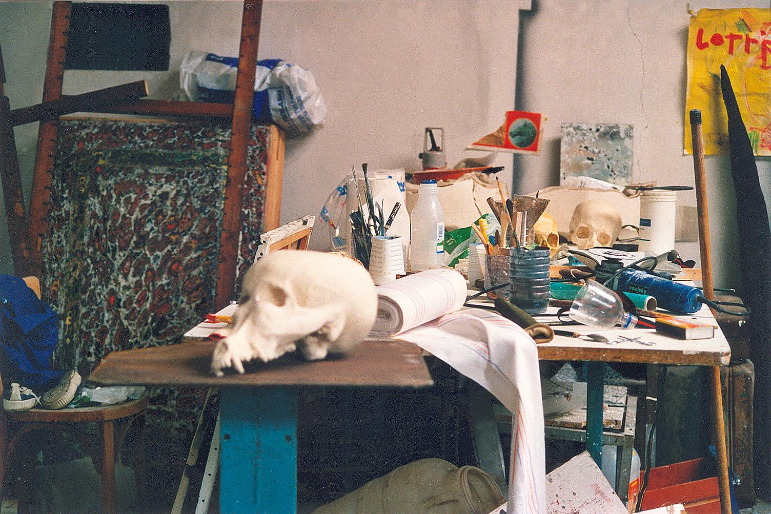 atelier II Bonnières sur Seine
