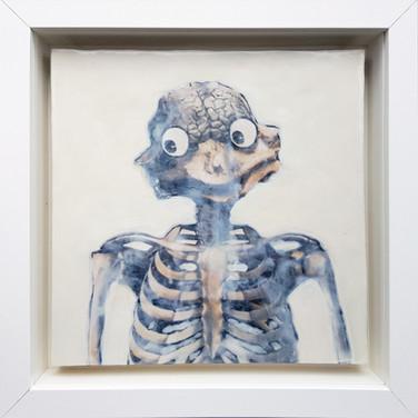 Chimère skeleton