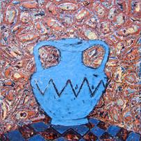 Kitsh potich bleue