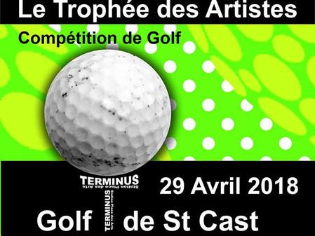 """""""Le trophée des artistes"""" - St CAST"""