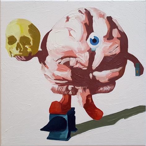 """Cerebellum """"skull"""""""