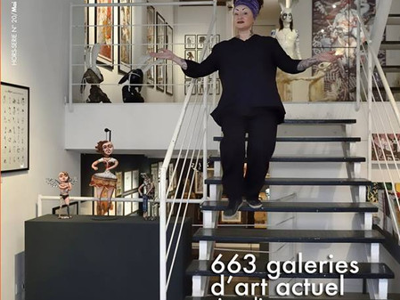Artension guide galerie 2018