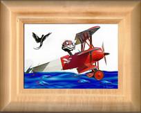 Chimère aviateur