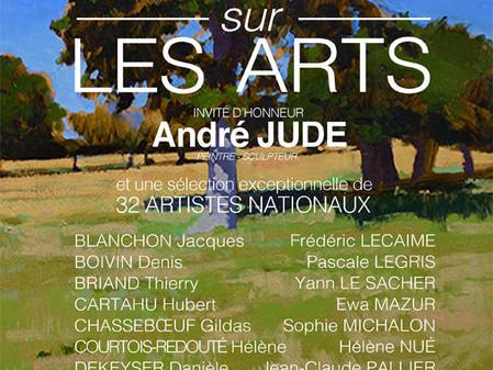 "XXVII Salon ""Regards sur les arts"" - LAMBALLE"