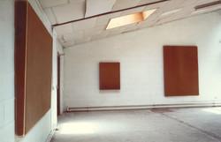 atelier Beaux arts Bourges 1988