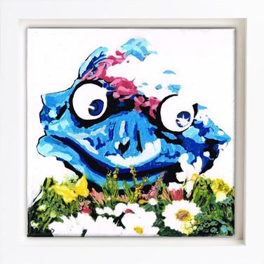 """Chimère """"bleue"""""""