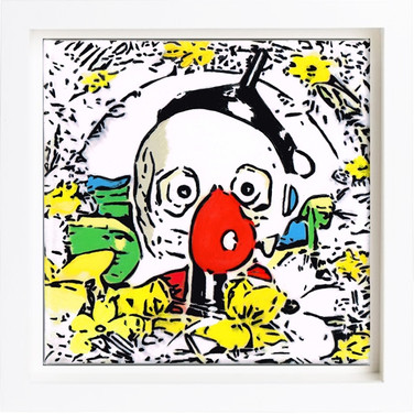 Crâne clown