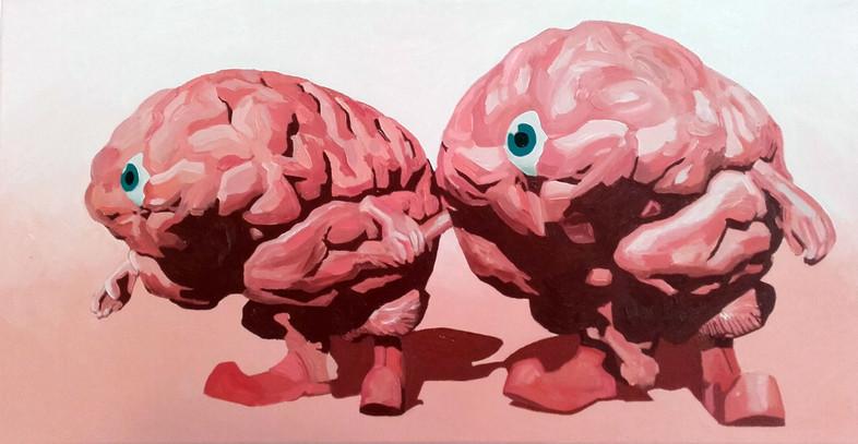 """Cerebellum """"couple"""""""