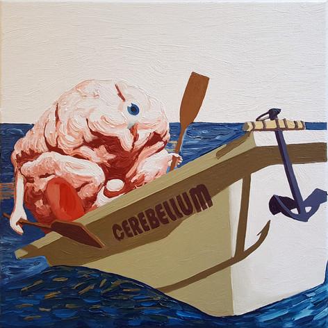 """Cerebellum """"naufragé"""""""