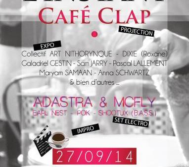 """""""L'Instant Café clap"""" - DINAN"""