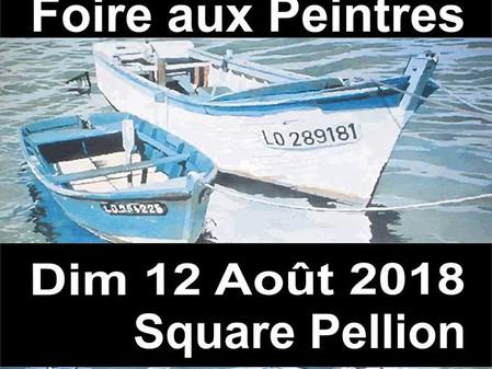 """""""Foire aux Peintres"""" - St CAST"""