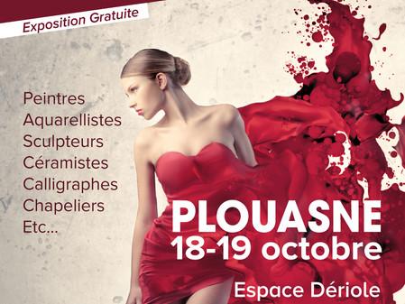 """""""Salon D'Automne des artistes""""  - POUASNE"""