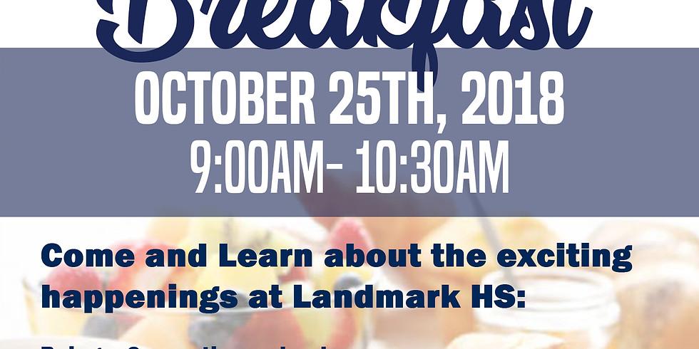 (Rescheduled 11/8) Middle School Guidance Counselor  Breakfast