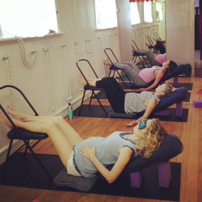 Why Switch to a Prenatal Yoga Class?