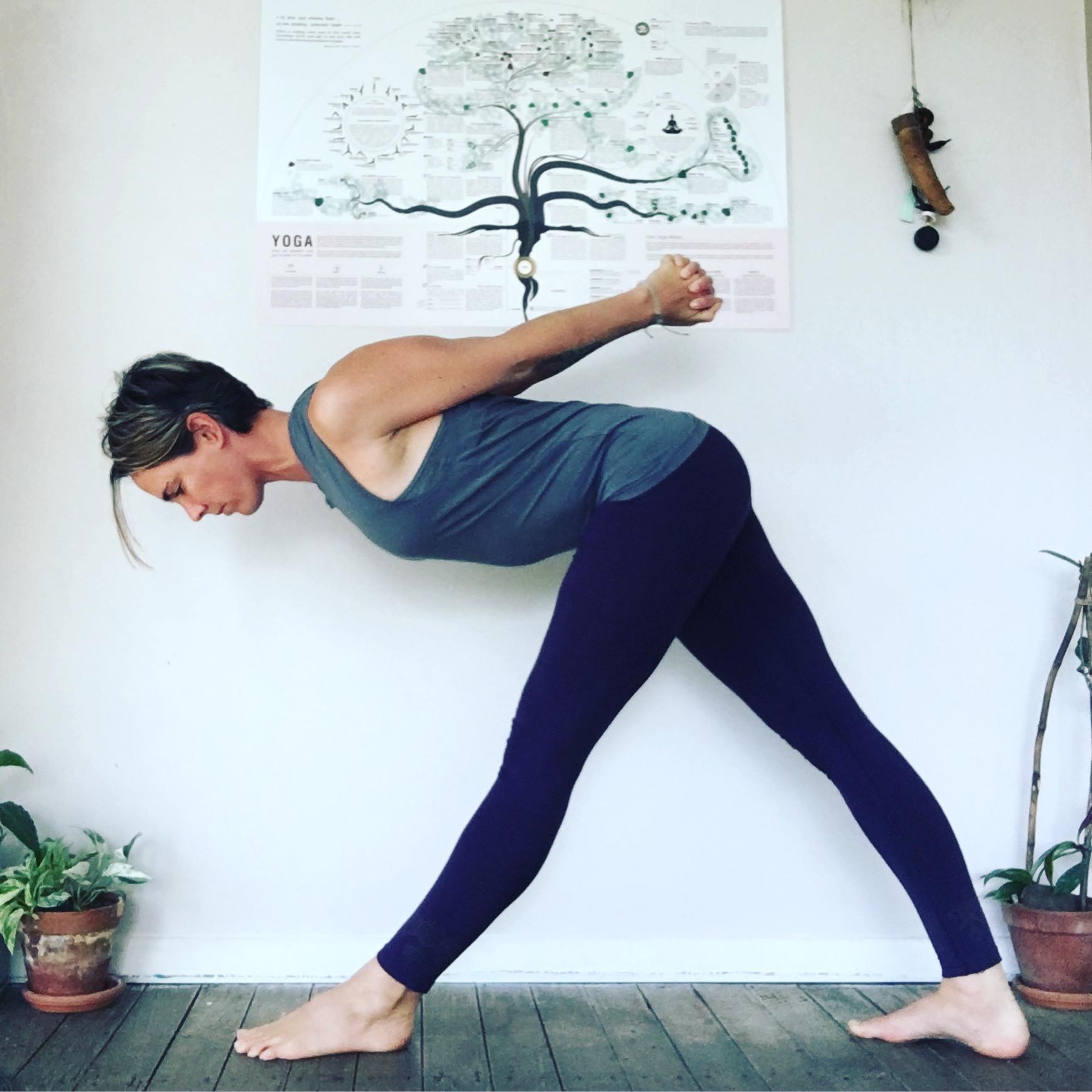 Hatha Flow Yoga - 5 week block