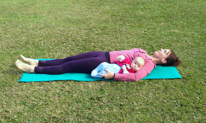 Yoga in New Motherhood