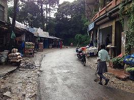 Life in a mountain village, Nagarkot, Nepal
