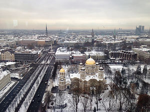 City of Riga, Latvia