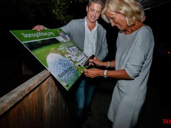 Stichting Gaandeweg ontvangt opbrengst golftoernooi Lions