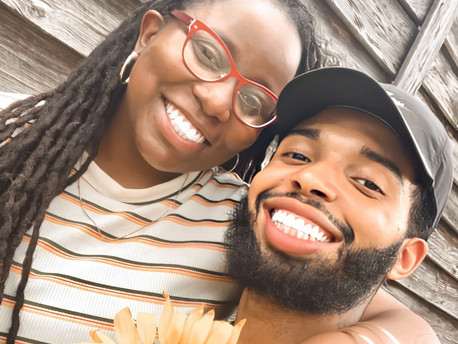 Love at first swipe: I met my future husband on Tinder