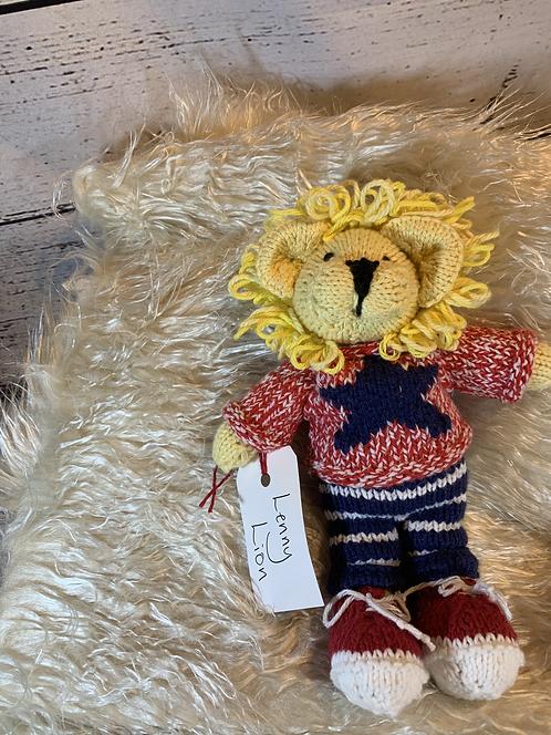 Knitted Animals Medium