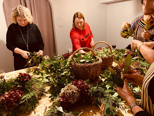Wreath Making with Sally Ide 14th December