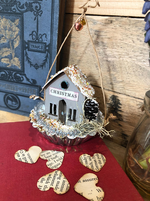 Glitter House Tree Decoration Making with Lorna Page 13th Nov