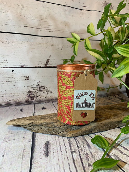 Wild Fig and Blackcurrant Candle
