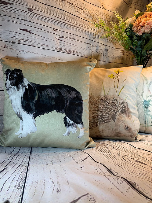 Sheep Dog Cushion