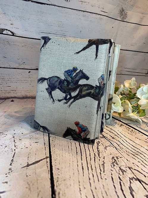Fabric Covered Note Book