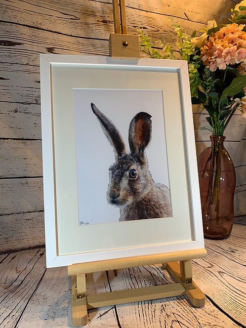Hare #3 Limited Edition Print