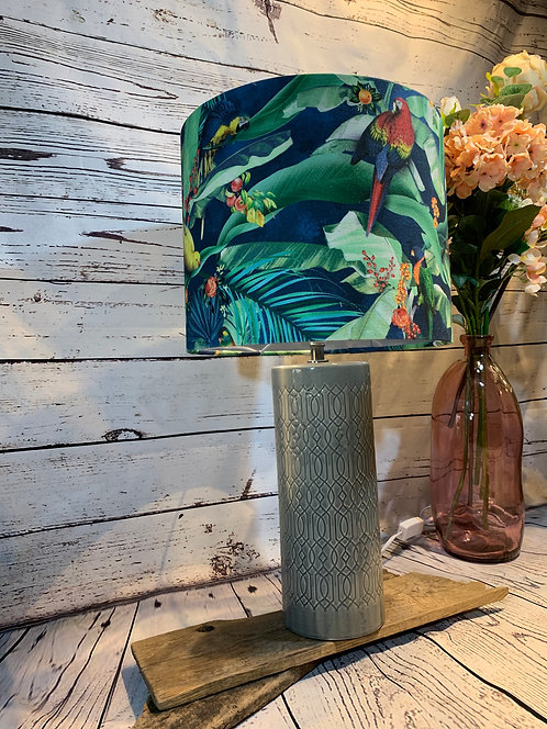 Parrot Lamp Shade