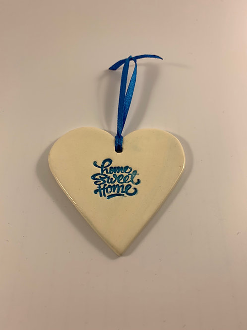 Hanging Plaque Small Heart