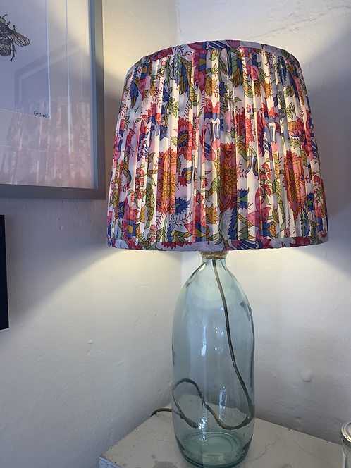 Pleated Lampshade Making Workshop with Jeanette Palmer