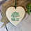 Thumbnail: Hanging Plaque Large Heart