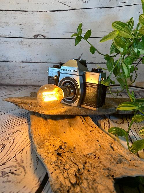Praktica Camera Lamp