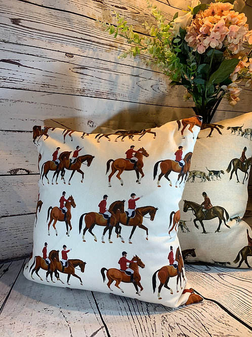 Hunt Master Cushion