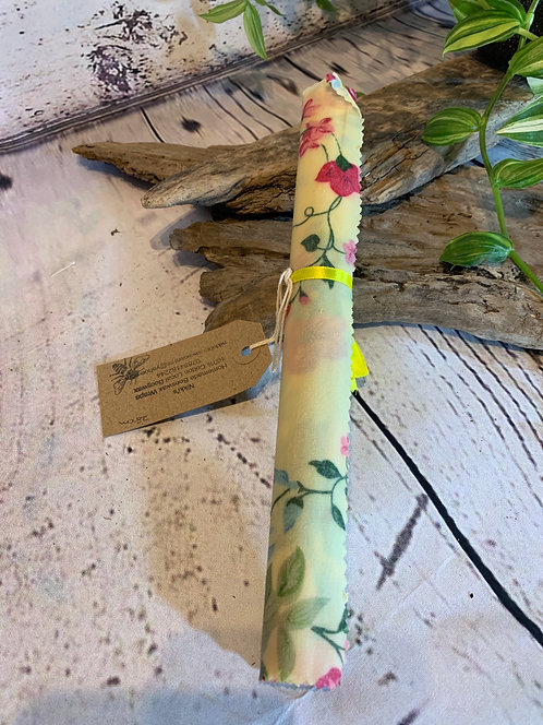 Re-useable Bees Wax Wrap Large