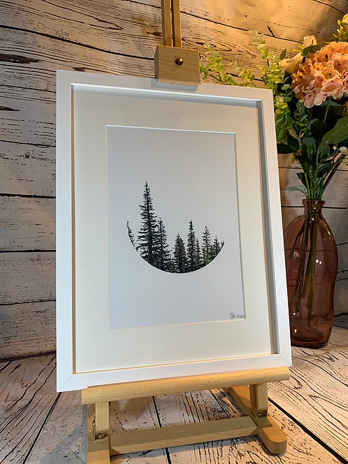 Trees Limited Edition Print