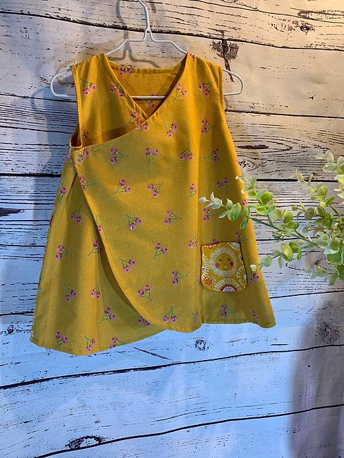 Handmade Dresses 9-12 Months