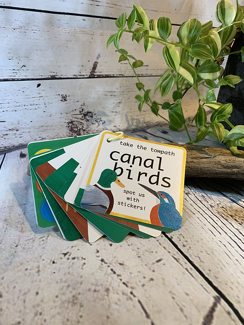 Children's Sticker Trail Books